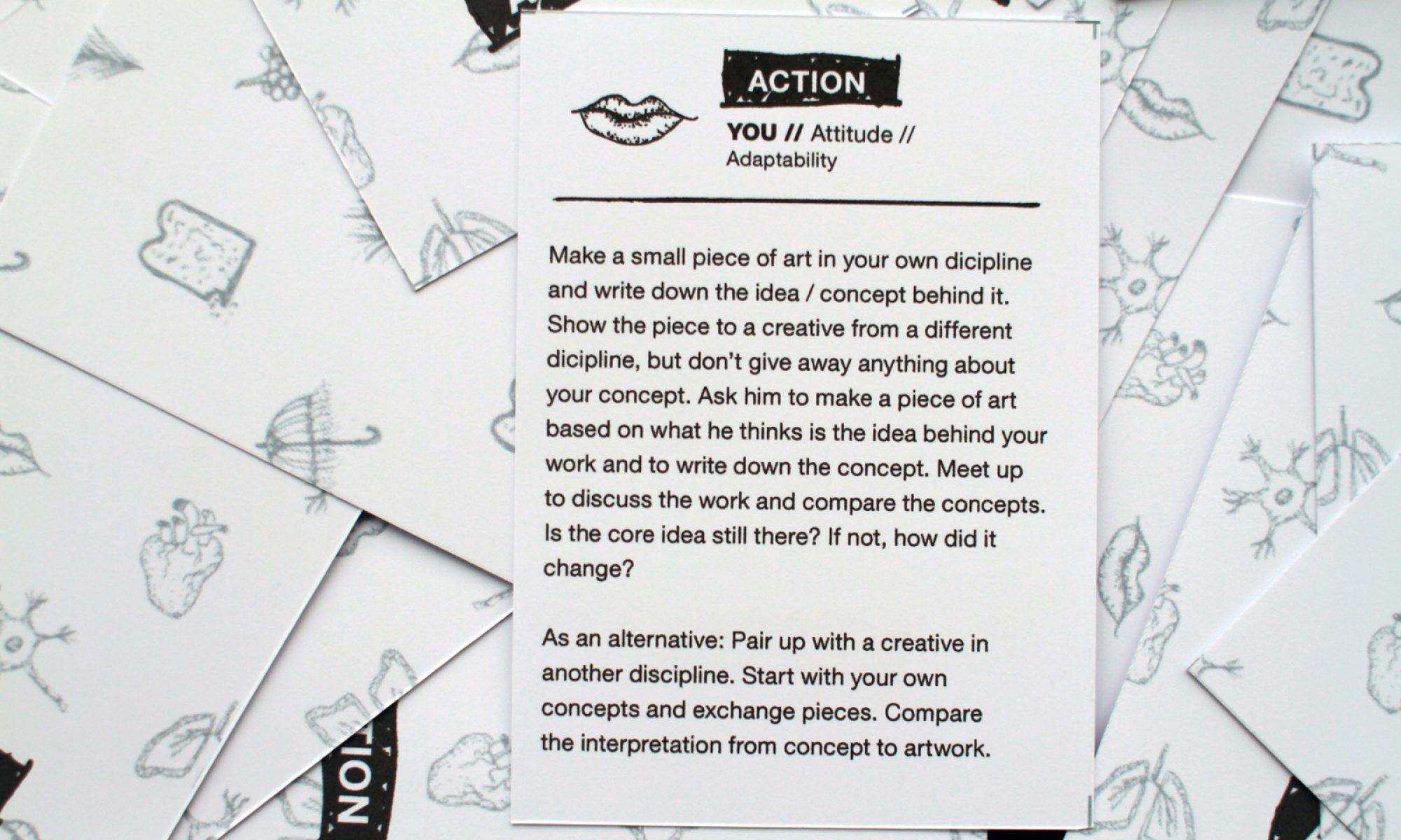 La creatividad como profesión